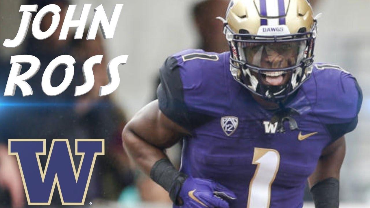 Fanatics View Draft Profile - John Ross (WR – Washington)