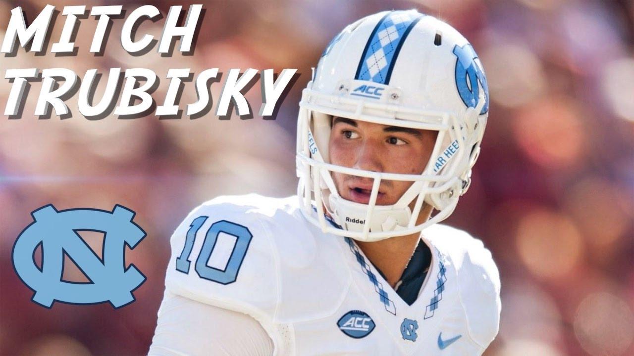 Fanatics View Draft Profile - Mitchell Trubisky (QB – North Carolina)