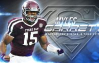 Fanatics View Draft Profile – Myles Garett (DE – Texas A&M)