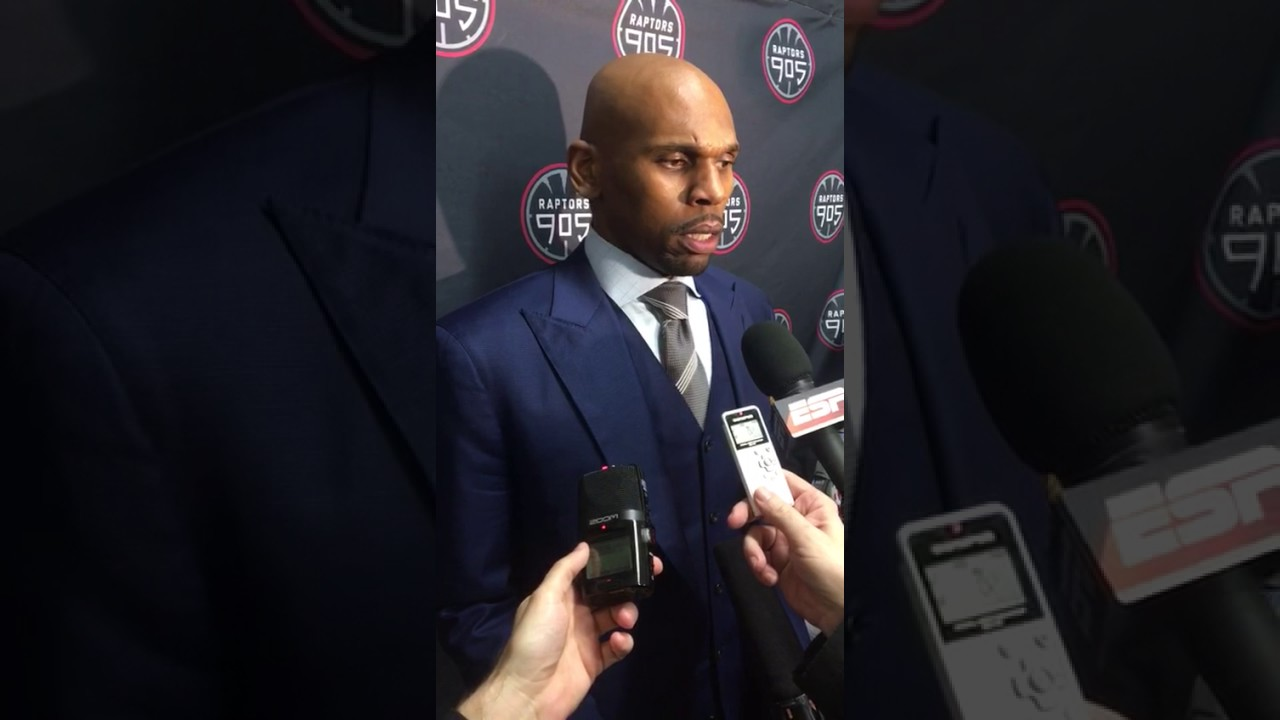 Jerry Stackhouse on the Raptors 905 forcing a Game 3 NBA D-League Championship