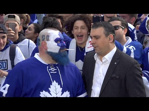 Maple Leafs fan