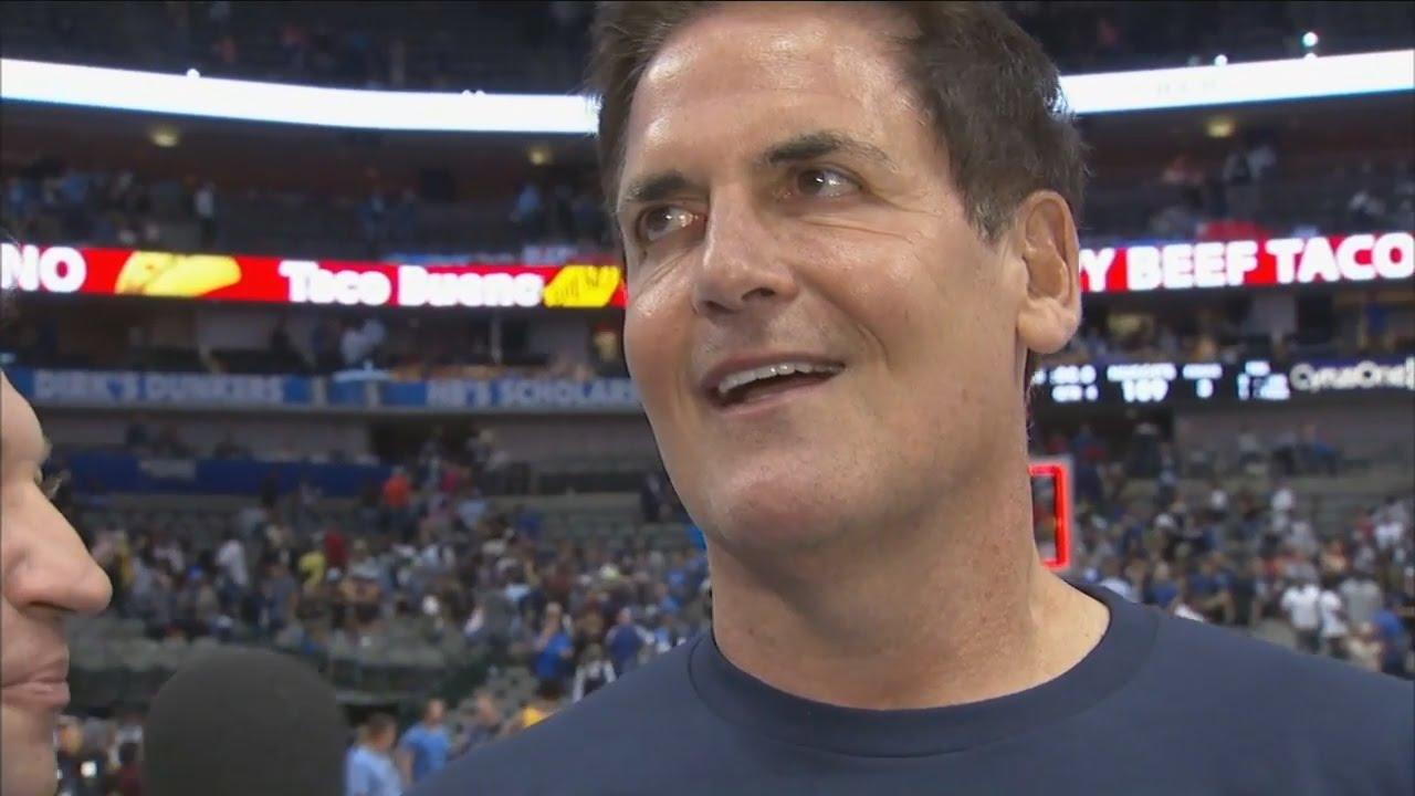 Mark Cuban says Adam Silver & NBA denied him from playing Tony Romo