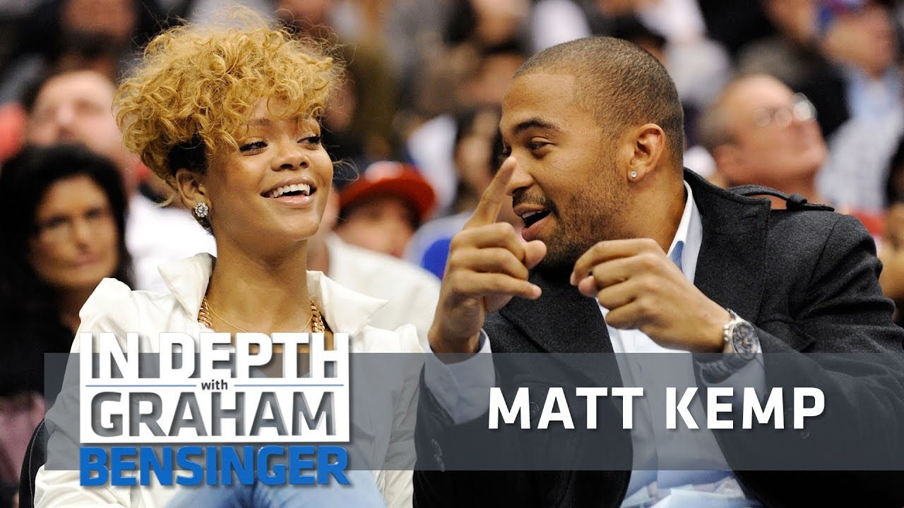 Matt Kemp speaks on his relationship with Rihanna