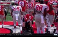 Ohio State fan with muscular dystrophy scores a TD for the Buckeyes
