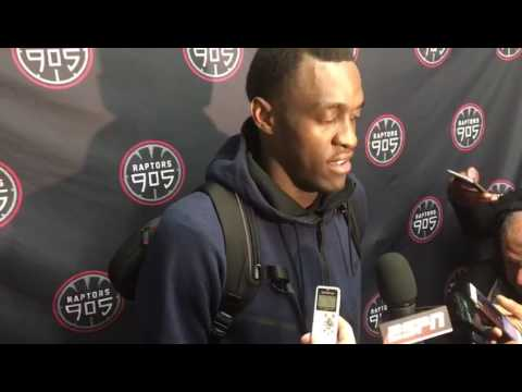 Pascal Siakam speaks on Raptors playoff series with Bucks & Raptors 905 (FV Exclusive)
