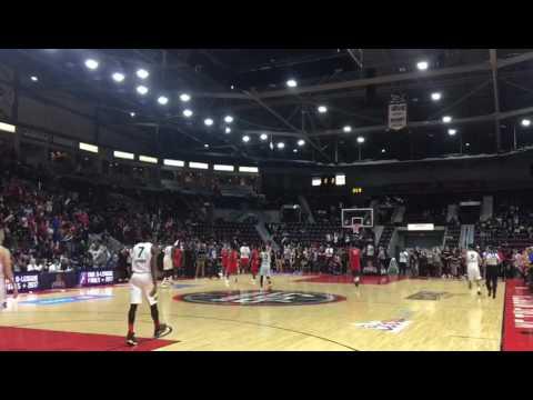Raptors 905 & Rio Grande Valley get into scuffle after Raptors win (FV Exclusive)