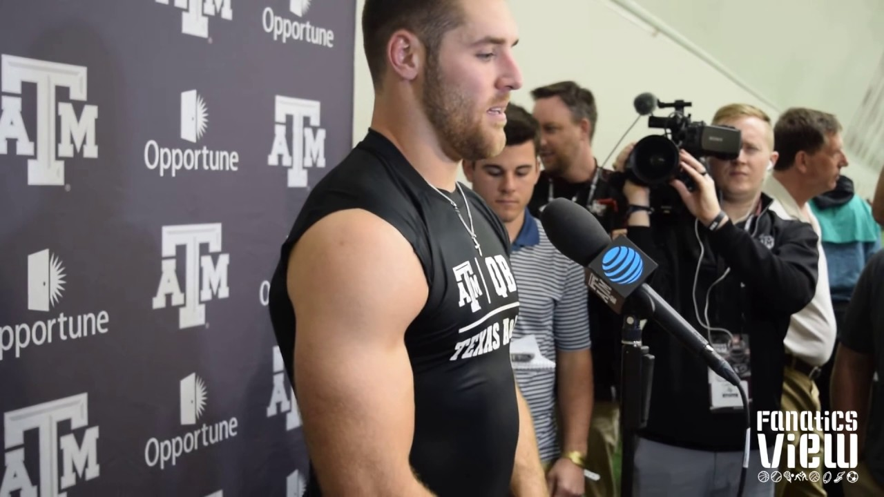 Trevor Knight speaks on playing Quarterback in the NFL & more