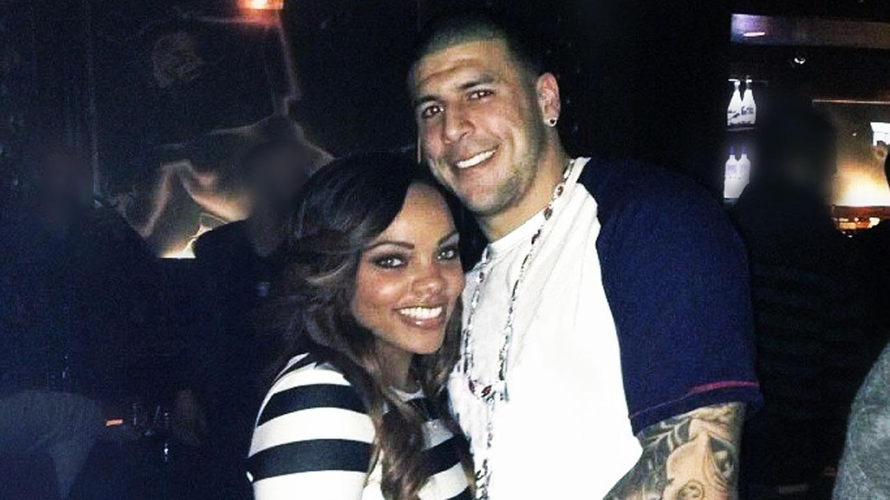 Aaron Hernandez's Fiancée says she doesn't believe Aaron is a murderer on Dr. Phil