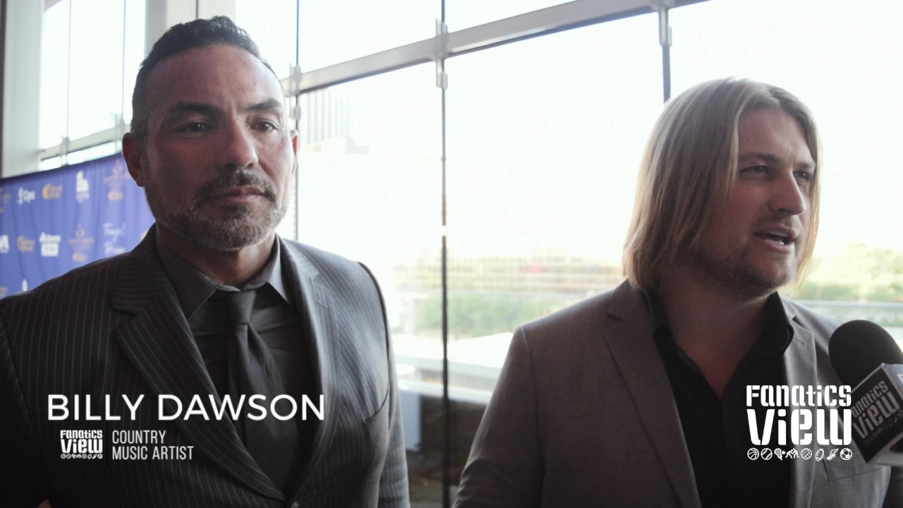 Billy Dawson on the Dallas Cowboys supporting his music (FV Exclusive)