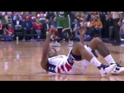 Bradley Beal with one of the biggest flops of 2017