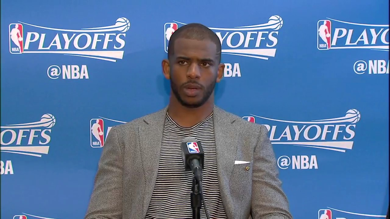 Chris Paul speaks on his future & being eliminated by the Utah Jazz