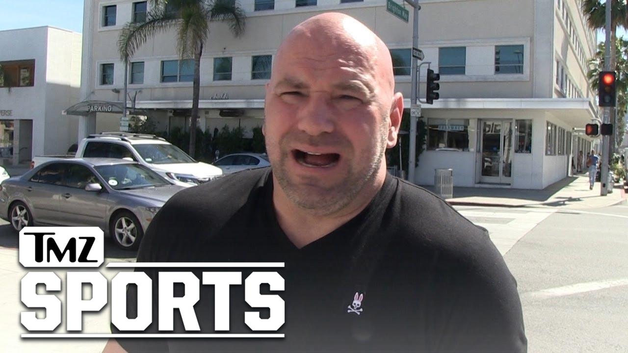 Dana White says Anderson Silva should