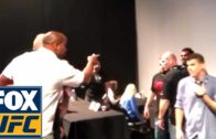 Daniel Cormier goes after Jon Jones at UFC Summer Kickoff press conference