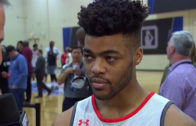 """Kansas' Frank Mason III was asked """"How do you want to die?"""" at NBA combine"""