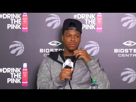 Kyle Lowry speaks on his future at Raptors exit press conference
