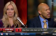LaVar Ball shoots down FOX Sports host Kristine Leahy mid-interview