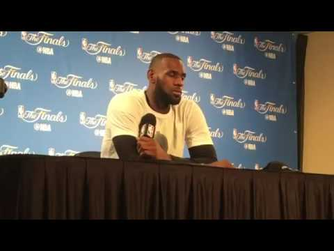 LeBron James responds to racist graffiti with powerful statements