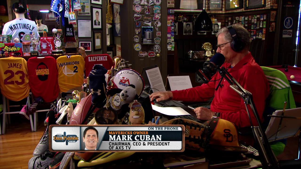 Mavs owner Mark Cuban admits Mavericks tanked once eliminated