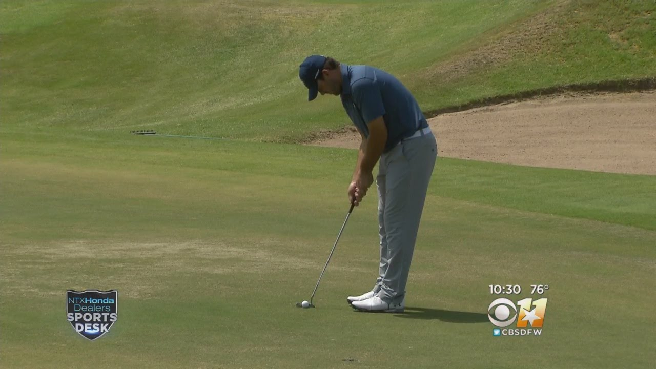 Tony Romo doesn't qualify for U.S. Open after shooting 75 at qualifying tournament