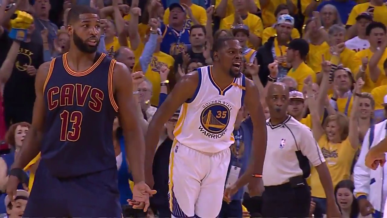 Game 1 Recap: Kevin Durant leads Golden State in win vs. Cavs