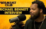 Michael Bennett speaks on Colin Kaepernick being blackballed & Russell Wilson