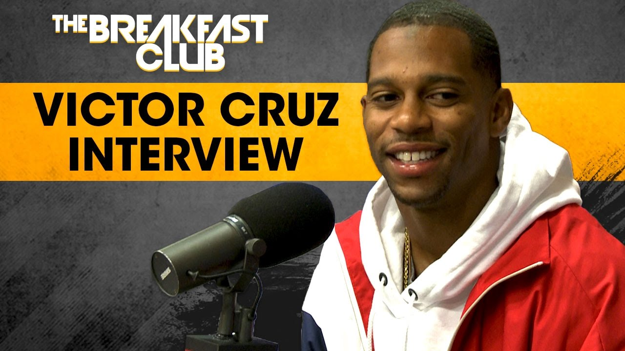 Victor Cruz speaks on inside politics that occur within NFL teams