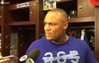 Adrian Beltre baffled by on-deck circle ejection