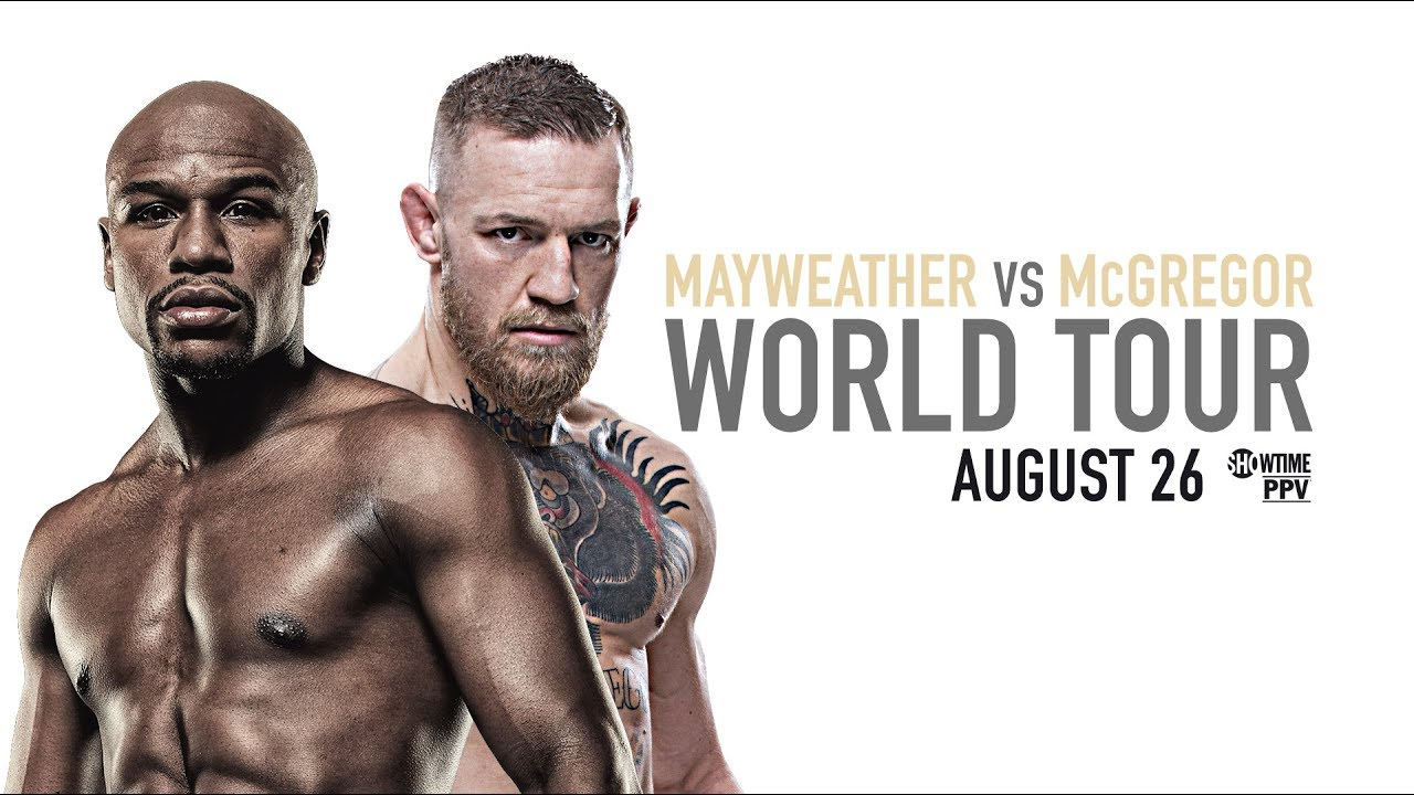Conor McGregor vs. Floyd Mayweather Full Press Conference in London
