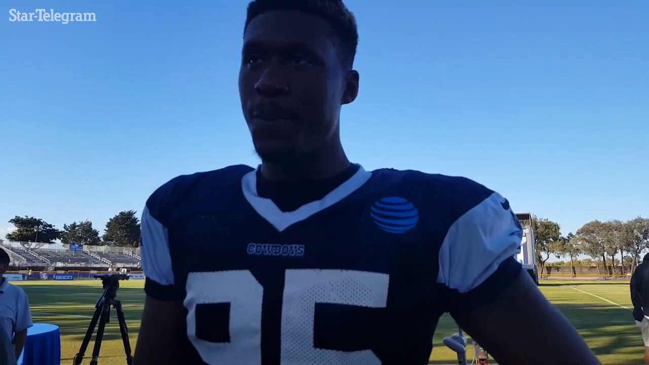 Cowboys DE David Irving hilariously talks about losing his nipple ring