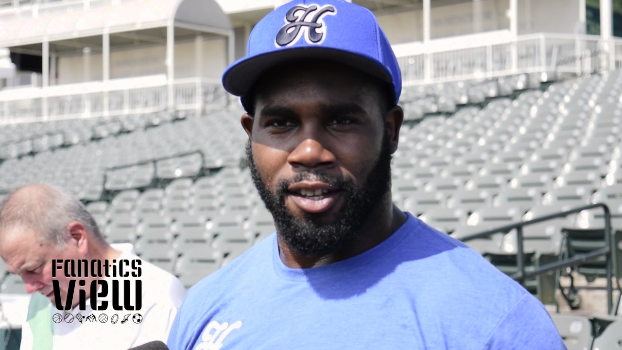 Darren McFadden speaks on mentoring Ezekiel Elliot (FV Exclusive)