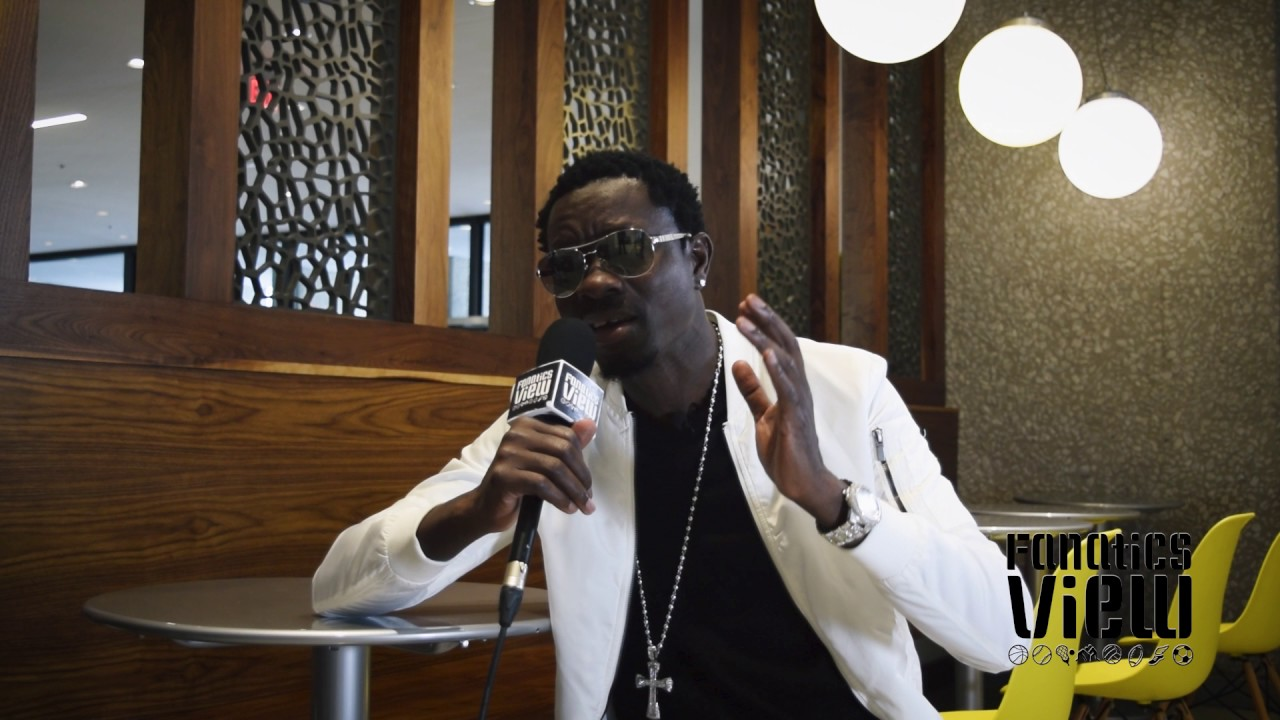 Michael Blackson talks Tom Brady, Eagles, Giants, Cowboys, New Friday movie & Jerry Seinfeld