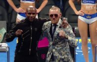 Conor McGregor & Floyd Mayweather full fight press conference