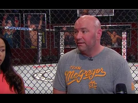 Dana White addresses Jon Jones failing drug test