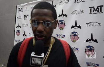 Fabolous gives his thoughts on Conor McGregor vs Floyd Mayweather