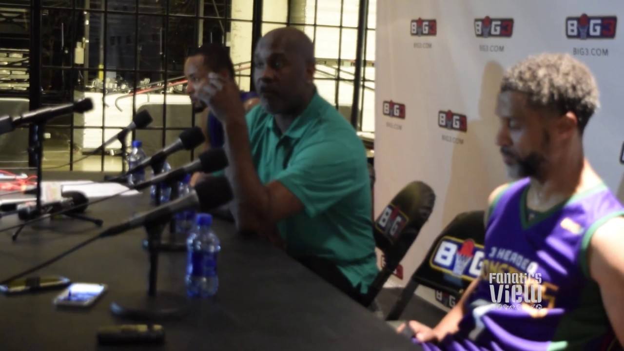 Gary Payton speaks on the NBA possibly returning to Seattle