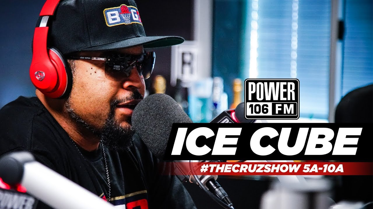 Ice Cube speaks on Allen Iverson's suspension in the Big 3 & Last Friday movie confirmed