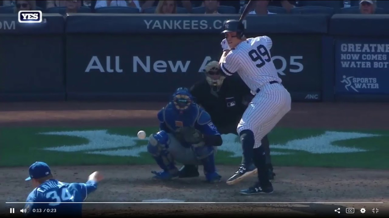 Aaron Judge blasts 50th homer, setting new rookie record