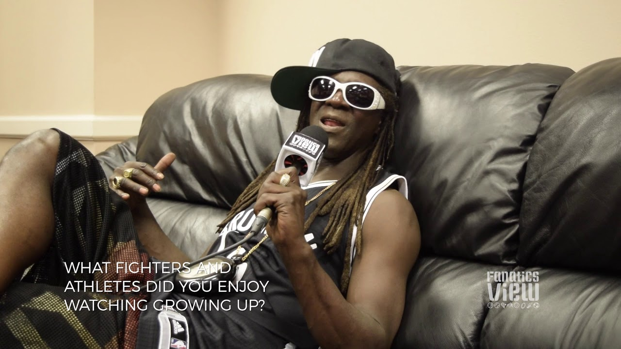 Flavor Flav talks Public Enemy, Mike Tyson, Floyd Mayweather & new look Cavs