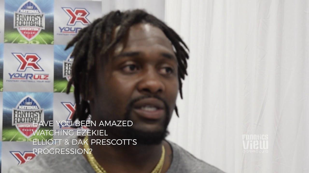 Kavon Frazier talks Dez Bryant, Dak Prescott, Ezekiel Elliott & Cowboys expectations