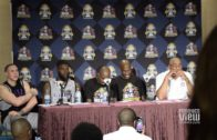Mike Bibby, Ricky Davis, Joe Smith & Marcus Banks discuss Big 3 season