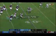 Seahawks' Richard Sherman crushes Marcus Mariota with late hit