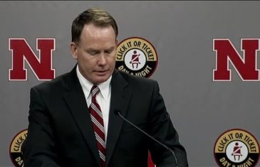 University of Nebraska fires Athletic Director after loss to Northern Illinois