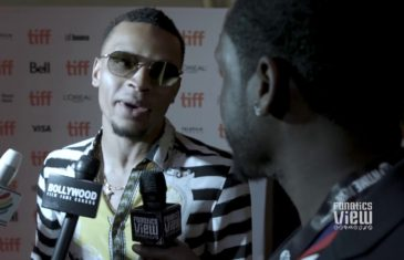 Andre De Grasse talks Vince Carter's influence, racing Usain Bolt & his next races