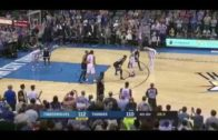 Andrew Wiggins opens the bank to close out the OKC Thunder