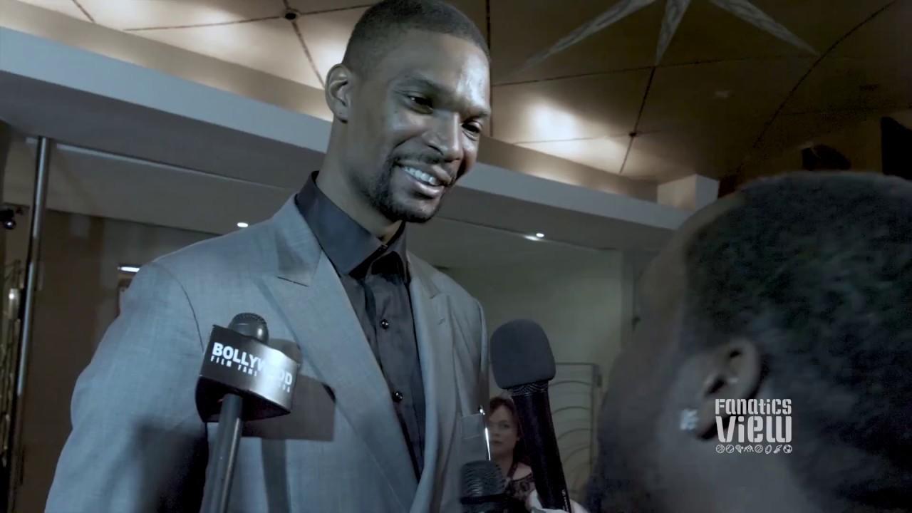 Chris Bosh talks his favorite Vince Carter moment & returning to Toronto