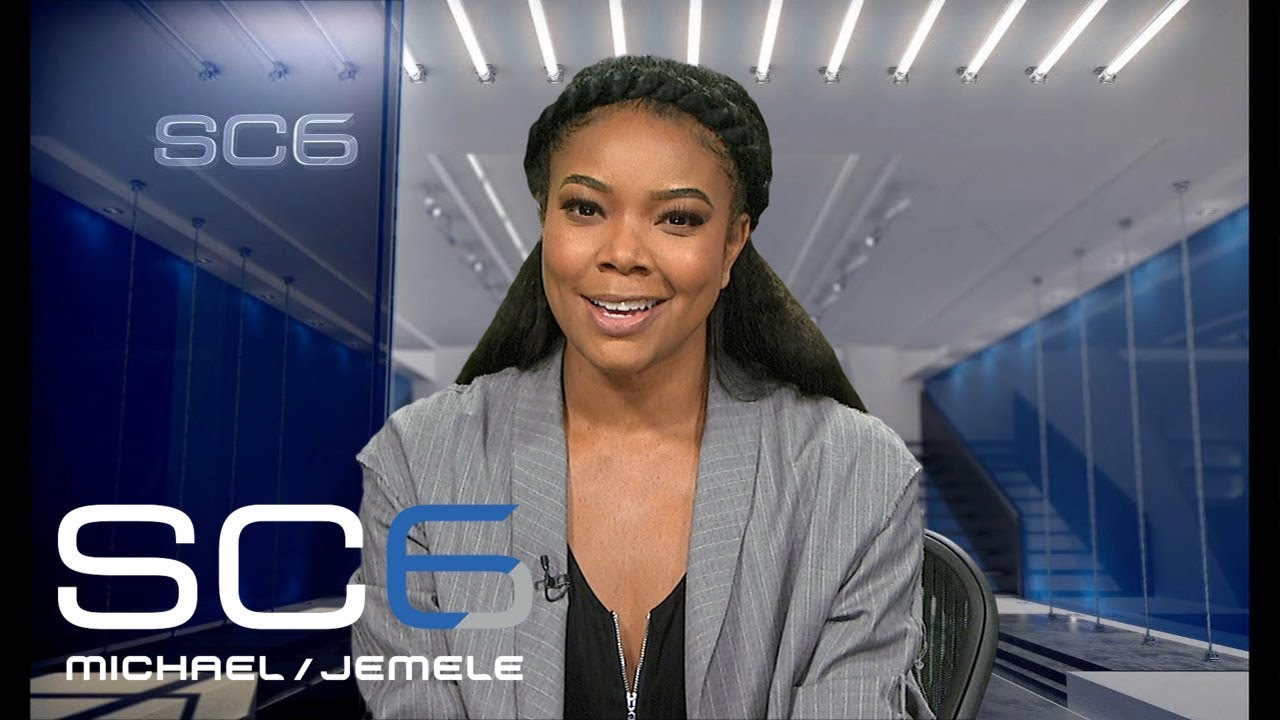 Gabrielle Union's ESPN's SC6 interview about Dwayne Wade, LeBron James & more