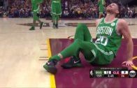 Gordon Hayward goes down with gruesome injury