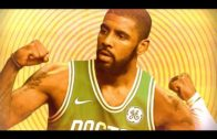 Kyrie Irving sauces on the Hornets