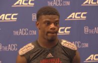 Lamar Jackson comments on his team's big loss to #24 NC State