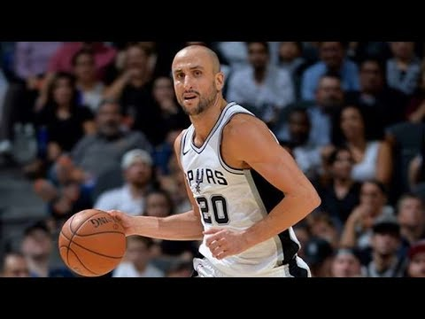 Manu Ginobili puts Father Time on hold for the highlight